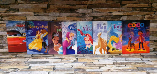 Disney Stories (20 Book Collection)