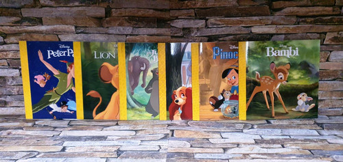 Disney Stories (6 Book Collection)