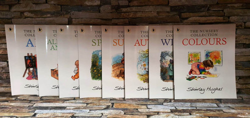 Shirley Hughes The Nursery Collection (10 Book Collection)