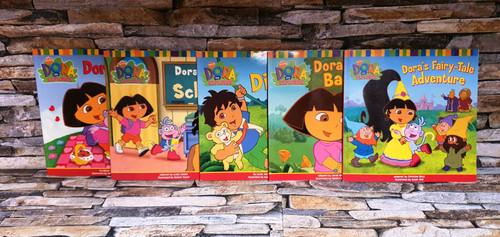 Dora the Explorer (5 Book Collection)