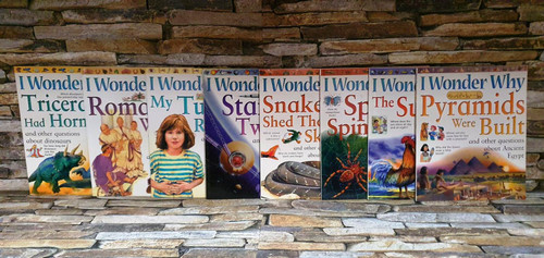 I Wonder Why (12 Book Collection)
