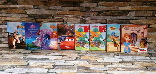 Disney junior Stories (7 Book Collection)