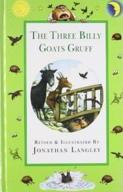 Langley, Jonathan / The Three Billy Goats Gruff