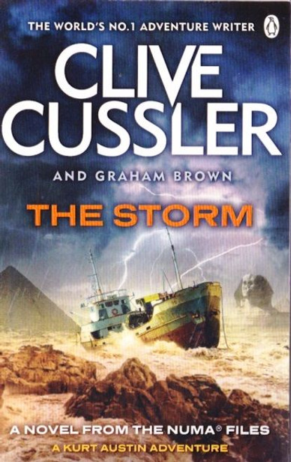 Cussler, Clive / The Storm