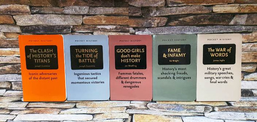 Bay Books - Pocket History (5 Book Collection)