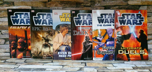Star Wars (15 Book Collection)
