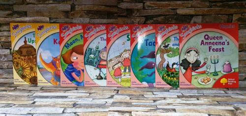 Songbirds Phonics Children Books (21 Book Collection)