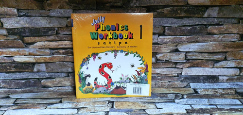 Jolly Phonics Workbook (Brand New and Sealed) (7 Book Collection)