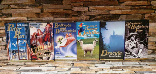 The Children's Golden Library (20 Hardback Book Collection)