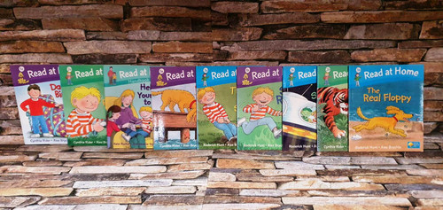 Oxford Reading Tree (10 Book Collection)