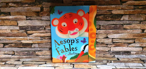Miles Kelly Aesop's Fables Collection (5 Book Box Set)