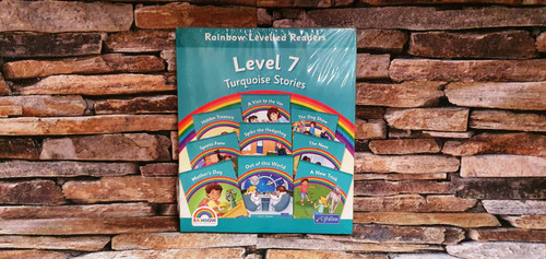 Rainbow Levelled Readers (Brand New) ( 9 Book Set)