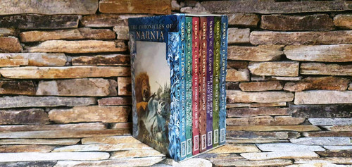 C.S Lewis Grafton The Chronicles Of Narnia (Brand New) (7 Book Box Set)