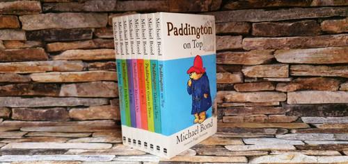 Michael Bond Paddington (Brand New) (8 Book Collection)