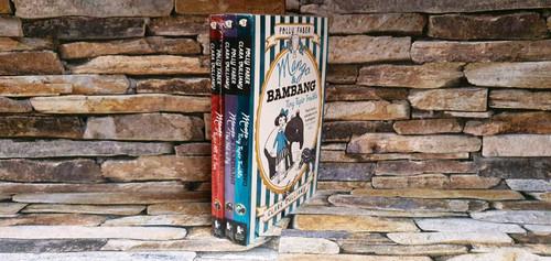 Polly Faber and Clara Vulliamy / Mango & Bambang (Brand New)  (3 Book Collection)