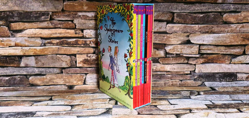 The Shakespeare Stories (8 Book Box Set)