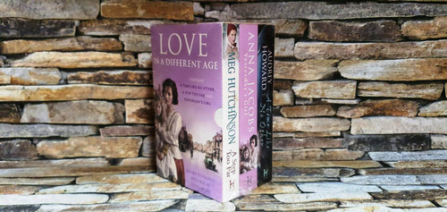Love in a Different Age (Brand New) (3 Book Box Set)