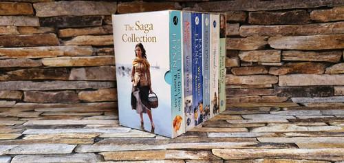 The Saga Collection (6 Book Box Set)