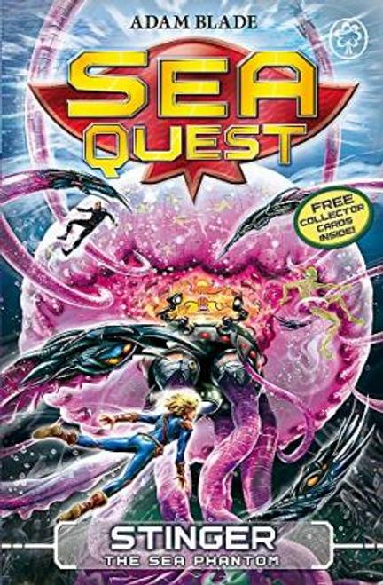 Blade, Adam / Sea Quest: Stinger the Sea Phantom : Book 6