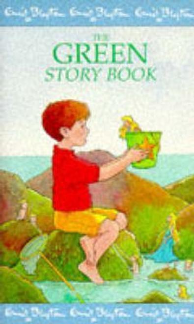 Blyton, Enid / The Green Story Book