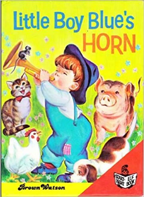 Wing, Helen / Little Boy Blues Horn