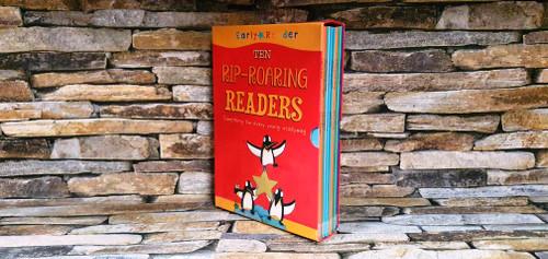 Ten Rip-Roaring Readers (10 Book Box Set)
