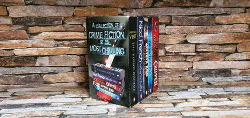A Collection Crime Fiction at its Most Chilling (5 Book Box Set)