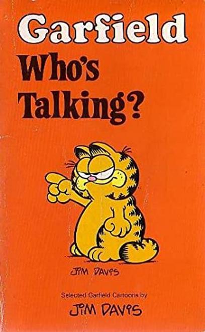 Davis, Jim / Garfield, Who's Talking?