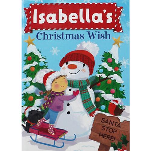 Green, J. D. / Isabella's Christmas Wish
