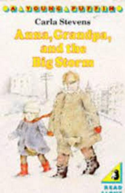 Stevens, Carla / Anna, Grandpa and the Big Storm