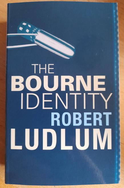 Ludlum, Robert - The Bourne Identity - PB - BRAND NEW