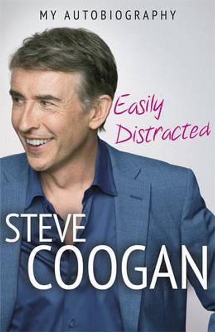 Coogan, Steve / Easily Distracted (Large Paperback)