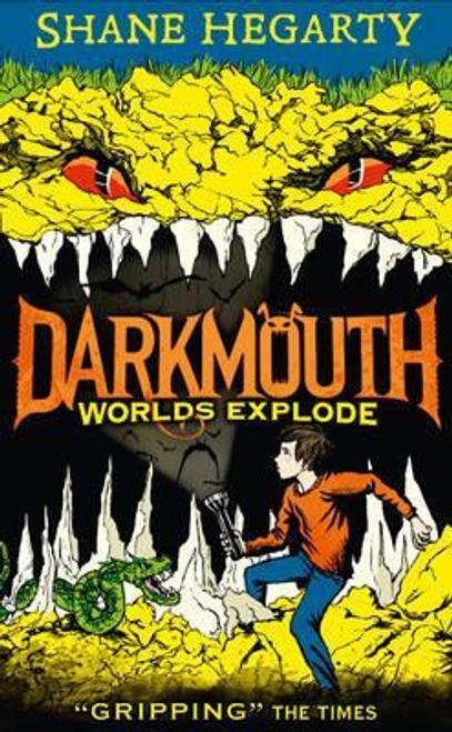 Hegarty, Shane / Worlds Explode (Large Paperback) ( Darkmouth Series - Book 2 )