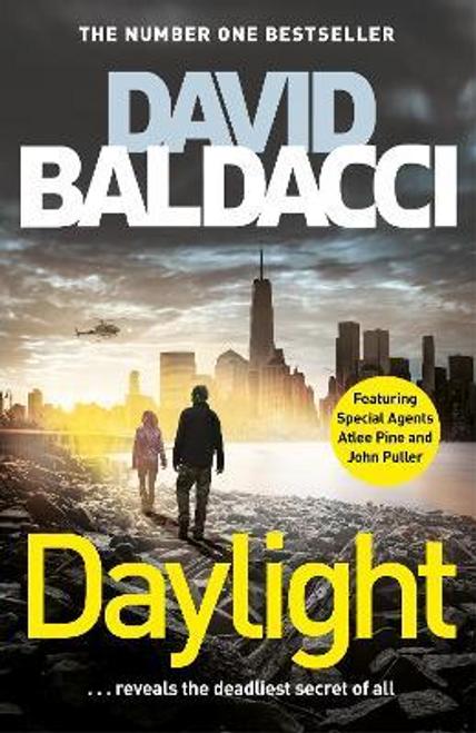 Baldacci, David / Daylight (Large Paperback)