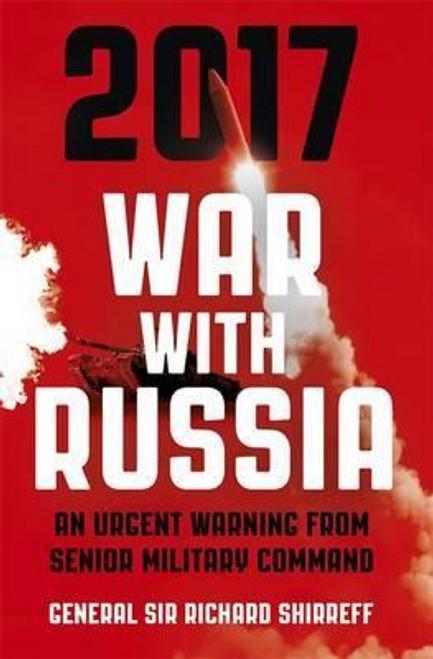 Shirreff, Richard / War With Russia (Large Paperback)