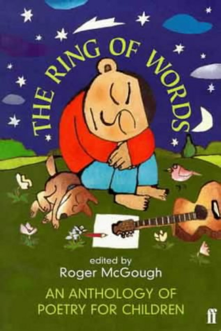 McGough, Roger / The Ring of Words (Large Paperback)