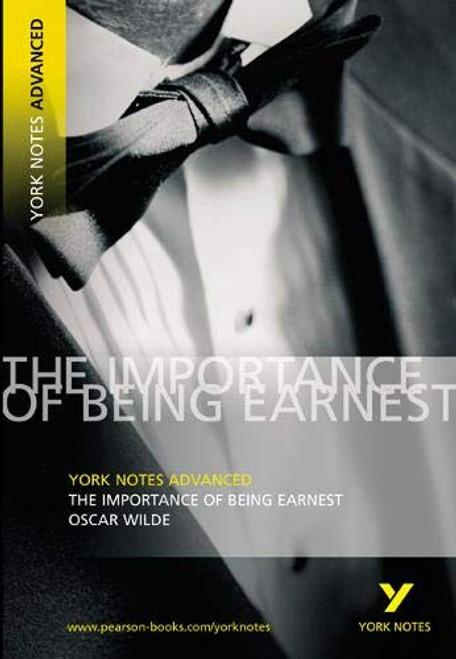 Robbins, Ruth - York Notes Advanced - PB - Importance of Being Earnest ( Oscar Wilde)