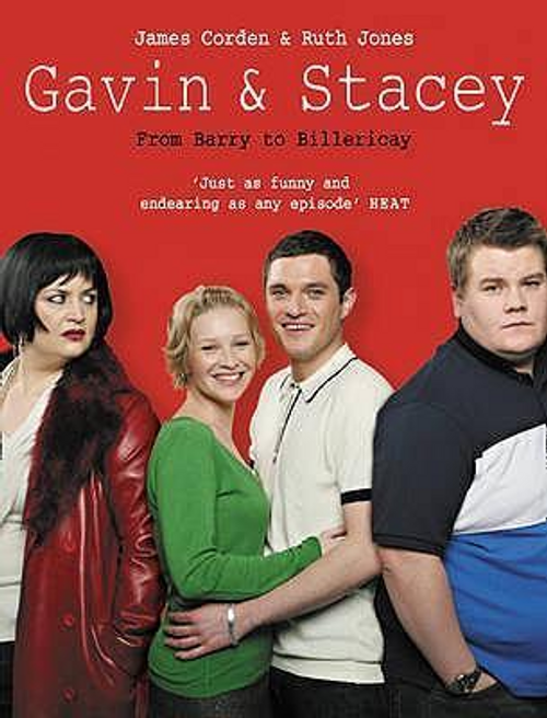 Corden, James / Gavin and Stacey : From Barry to Billericay (Large Paperback)