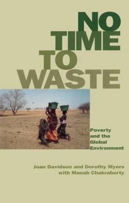 Davidson, Joan / No Time to Waste (Large Paperback)