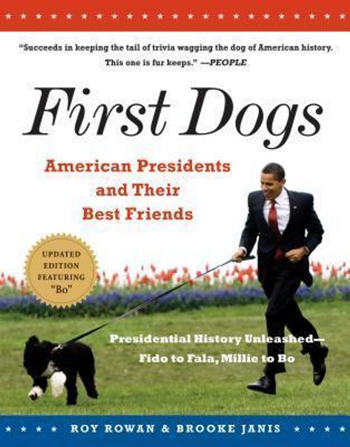 Rowan, Roy / First Dogs (Large Paperback)