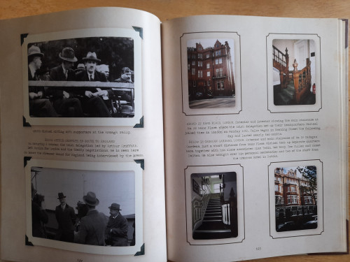 Osborne, Chrissy - Michael Collins : A Life in Pictures - HB - SIGNED 1st Edition - Mercier 2007