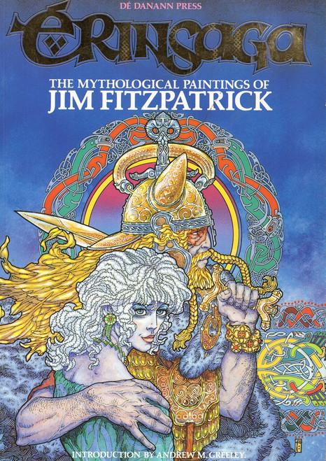 Fitzpatrick, Jim - Erinsaga - PB - Illustrated Art - Celtic Art