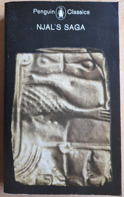Magnusson, Magnus & Palsson, Hermann ( Editors) - Njal's Saga - Vintage Penguin Classics 1974 ( Originally 1960) - Iceland