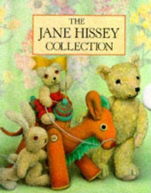The Jane Hissey Collection (Little Bear) (3 Book Box Set)