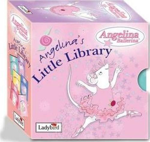 Angelina Ballerina: Little Library (6 Book Box Set)