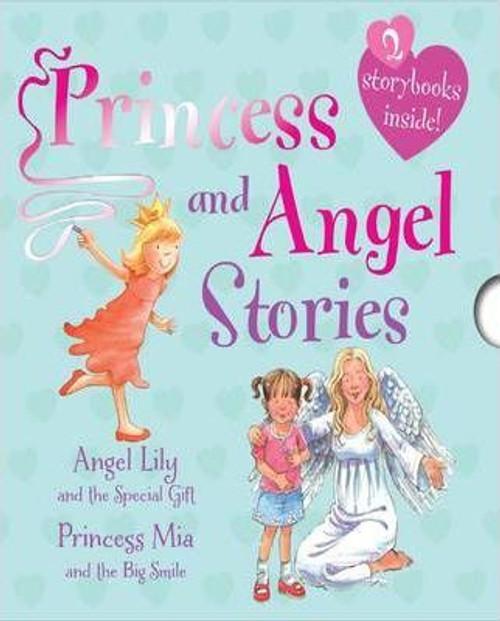 Princess and Angel Gift Slipcase (2 Book Box Set)