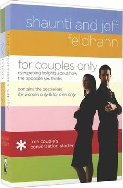 For Couples Only Boxed Set (Incl for Women Only + for Men Only) : Eyeopening Insights About How the Opposite Sex Thinks(2 Book Box Set)