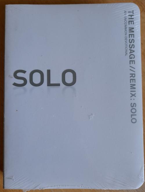 The Message//REMIX Solo : An Uncommon Devotional - Bible Readings