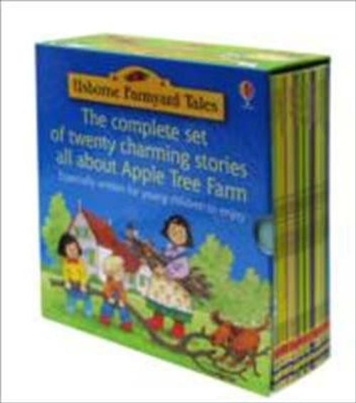 Farmyard Tales Stories (20 Book Box Set)