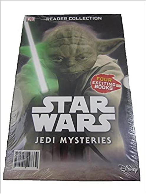 Star Wars Jedi Mysteries (4 Book Box Set)